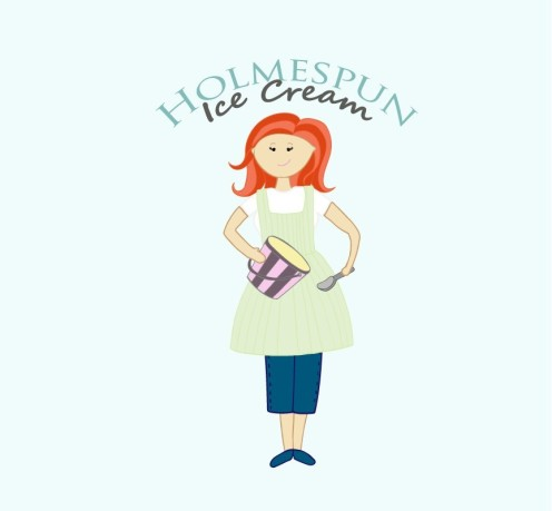 Holmespun ice cream