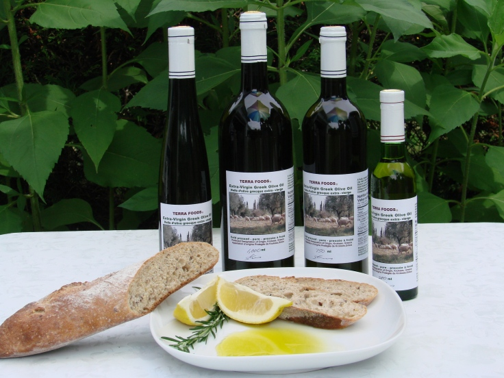 Terra Foods Greek EVOO